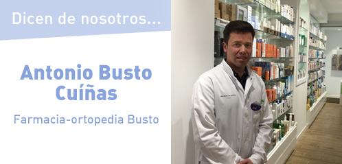 ANTONIO BUSTO